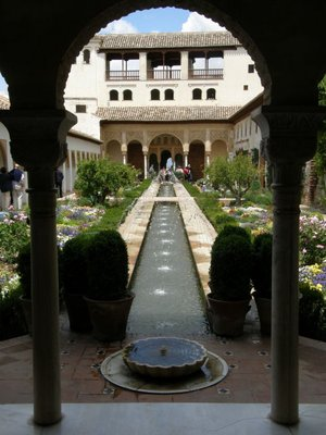 Alhambra, Granada