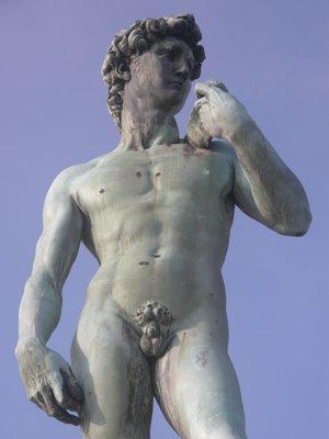David, Florence