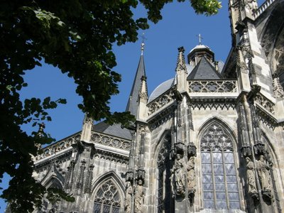 Catherdral, Aachen