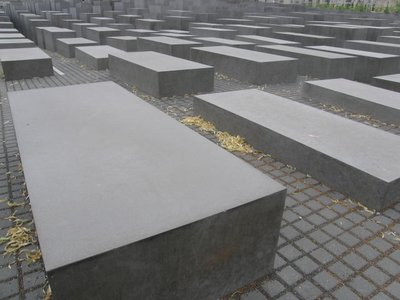 Holocost Memorial, Berlin