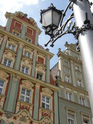 Centre, Wroclaw
