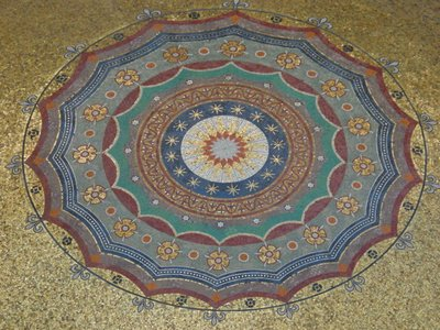 Islamic mosaic