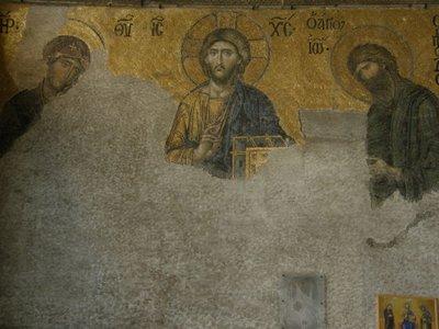 Iconic Restoration, Aya Sofya