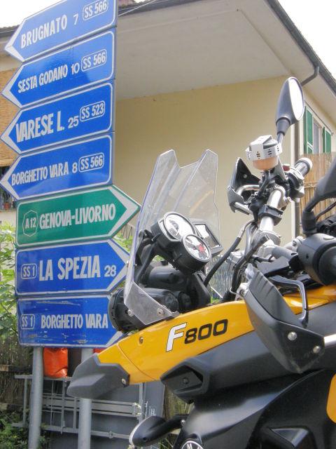 Decisions, Tuscany