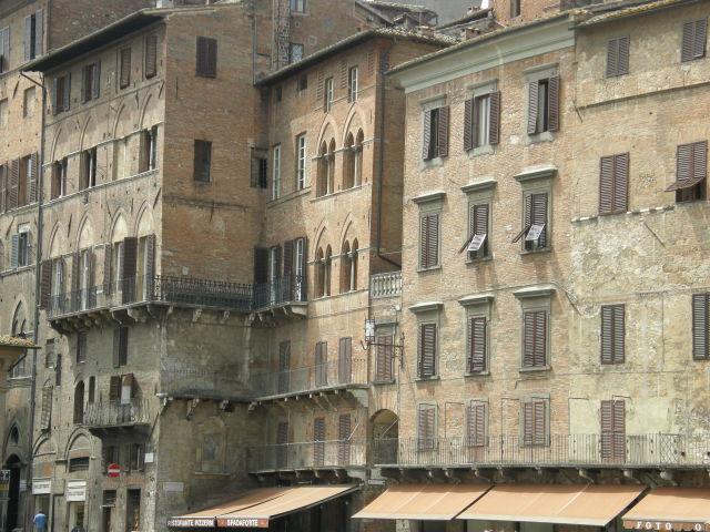 Council flats, Segovia