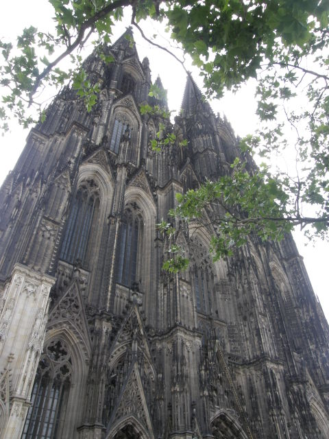 Catherdral, Cologne
