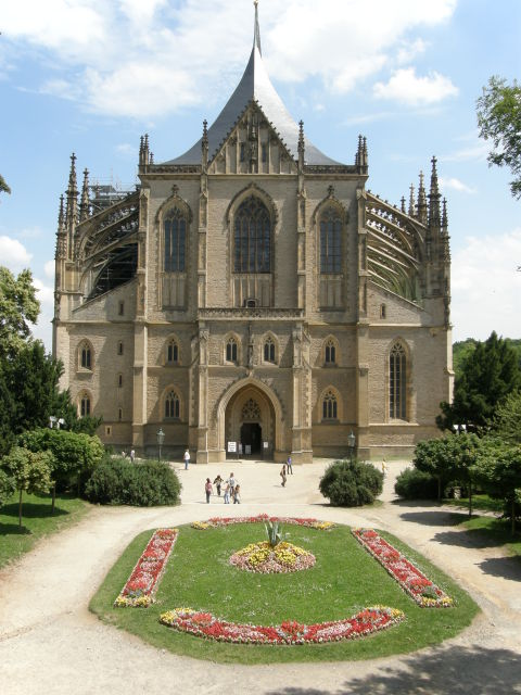 Church, Kutna Hora.
