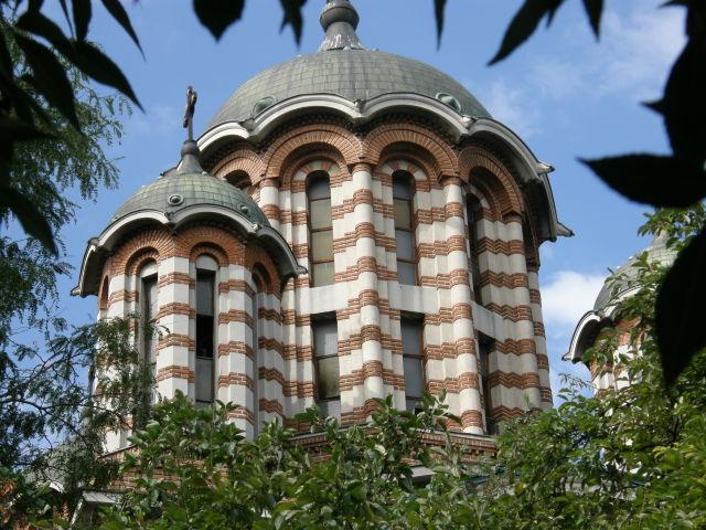 Orthodox spire
