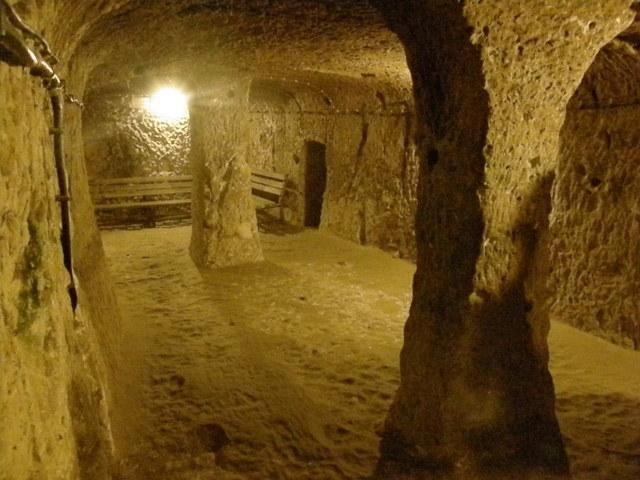 Underground city, Cappadocia