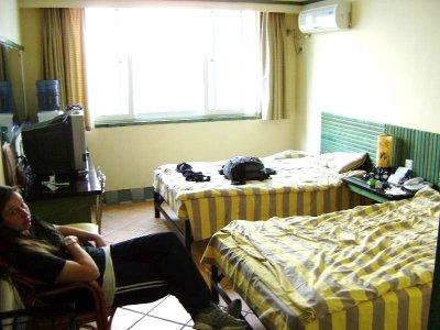 13 Hotel room