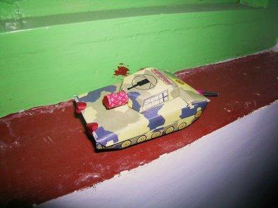 Tank Firework