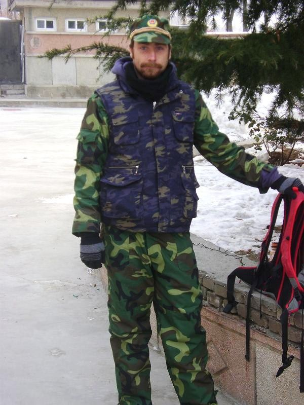 Hello Soldier