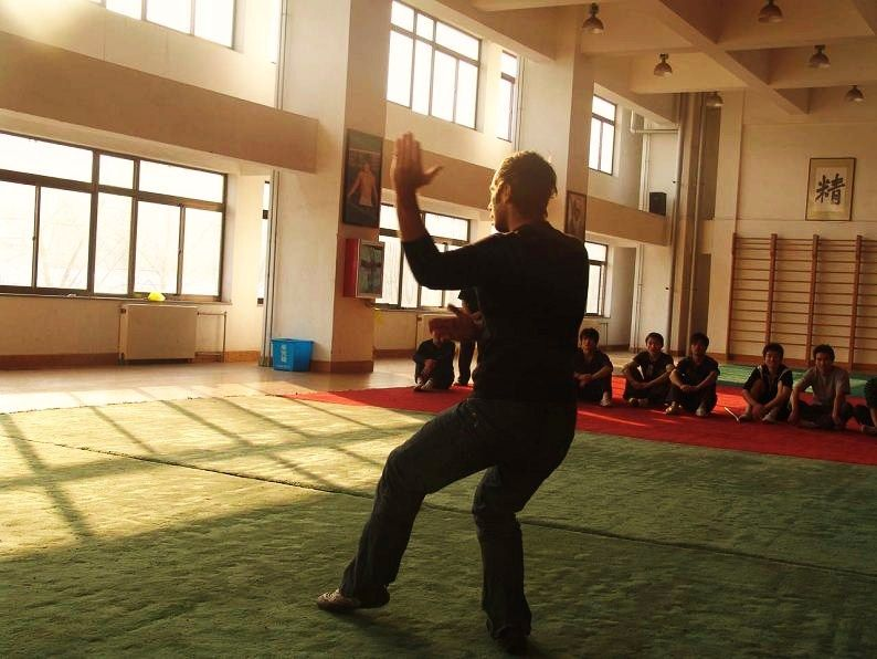 Taichi demo