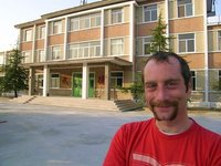 Me Outside School