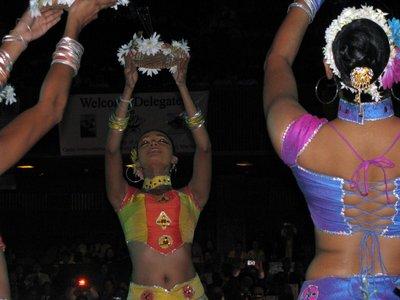 Sri Lankan Dancers
