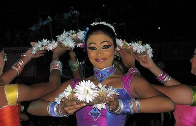 Sri Lankan Dancer