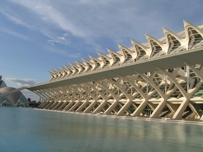 City of Sciences building.