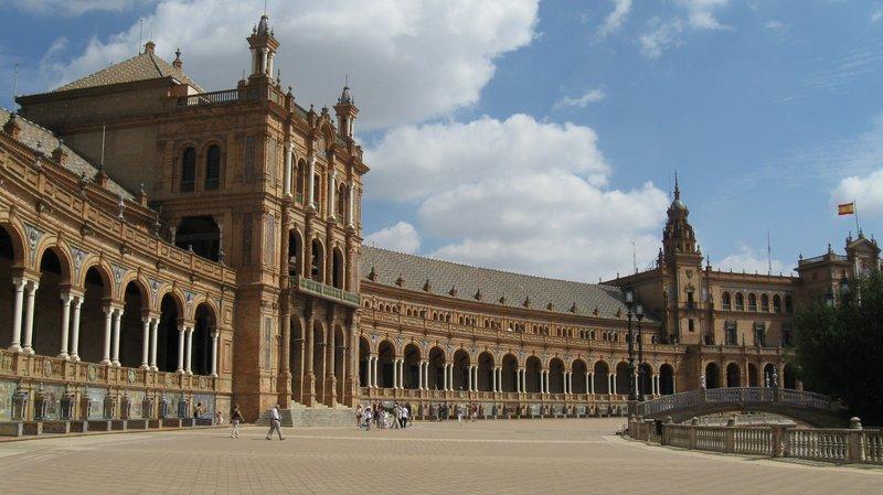 Plaza De Espana 2