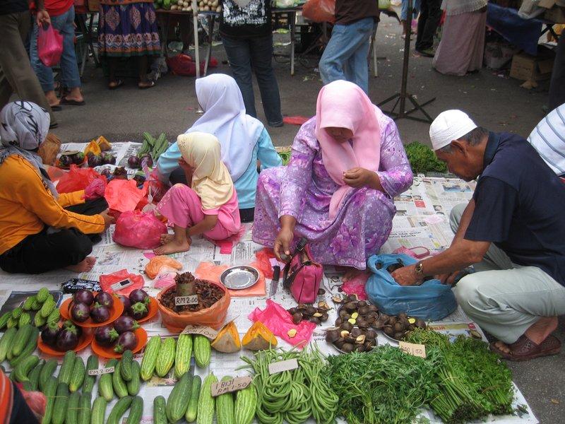 Benta Sunday Market