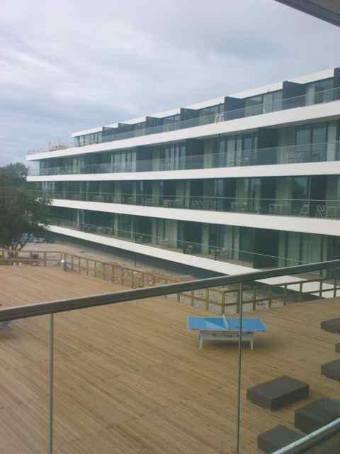 St Tropez goes to Gotland - Tott Hotel