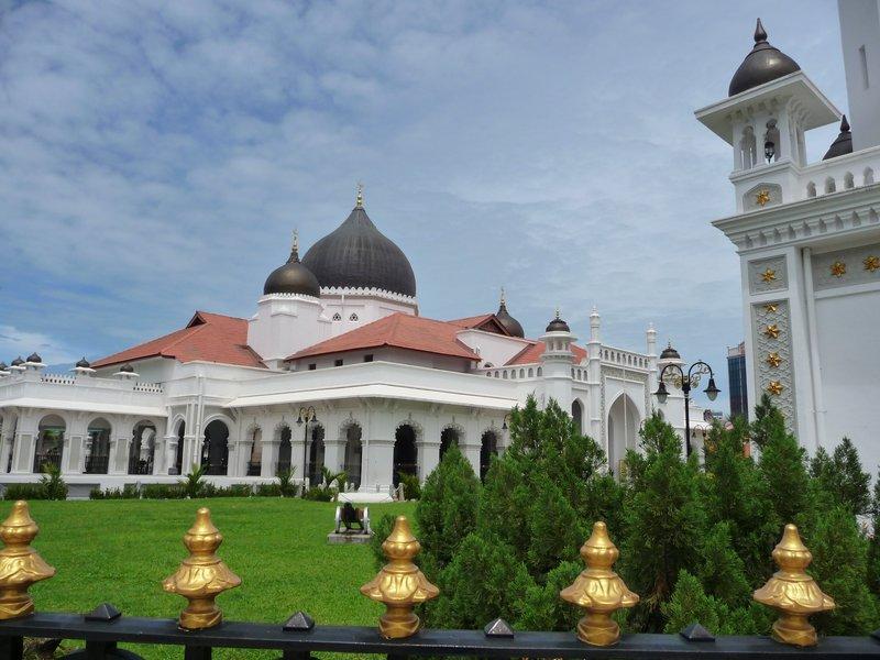 Mosque--Penang