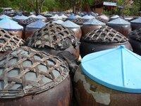 Fish sauce pots