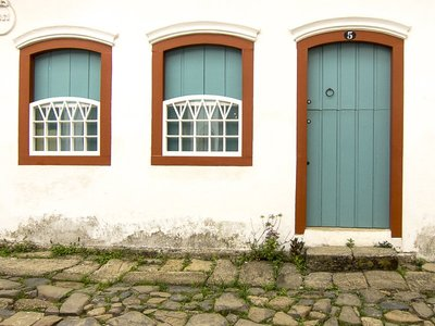 Doors of Paraty