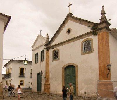 Church in Paraty