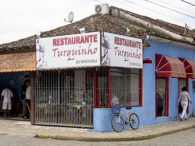 restaurant in paraty