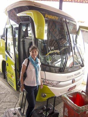 Bus to Paraty