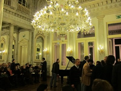Concert at Austrian Cultural Center