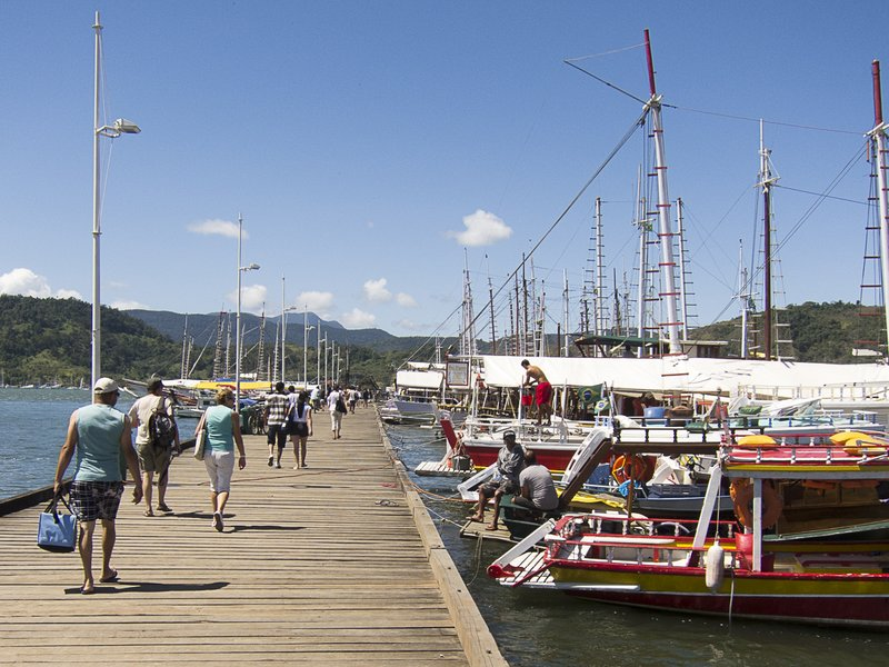 Docks of Paraty