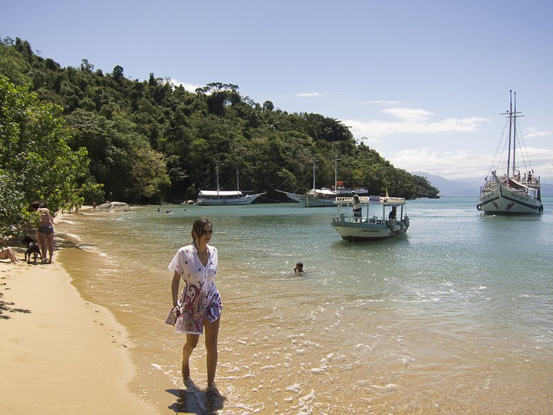 Islands off Paraty