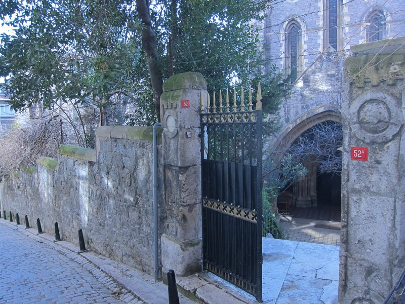 Christ Church Gate