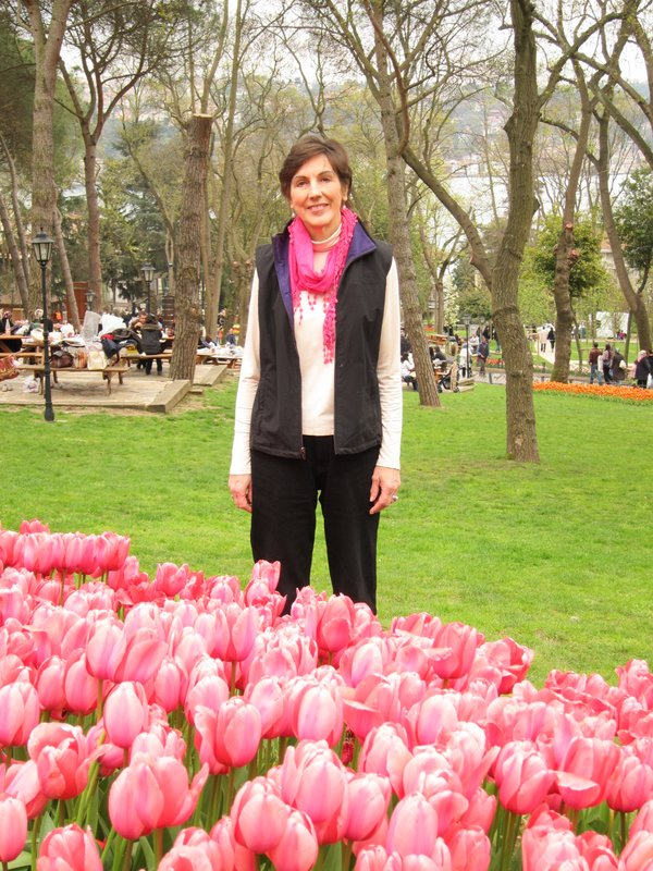 Joy in Emirgan Park