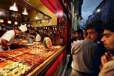 Restaurant in Taksim