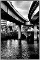 Old Bridge in Tokyo