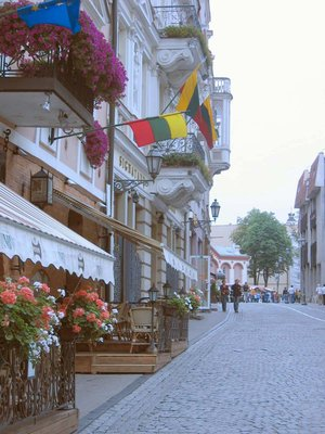 Pilies Gatve (Street)