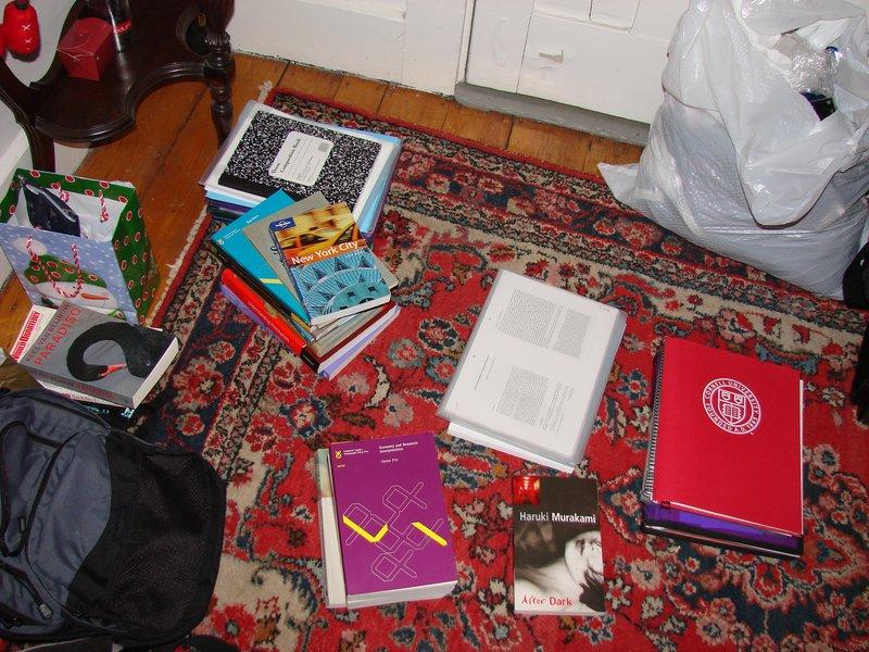 10 kgs of books
