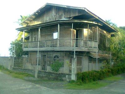 Sandalo Family Ancentral Home, Tubay,Agusan del Norte