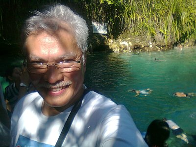 The Enchanted River, Hinatuan, Surigao del Sur