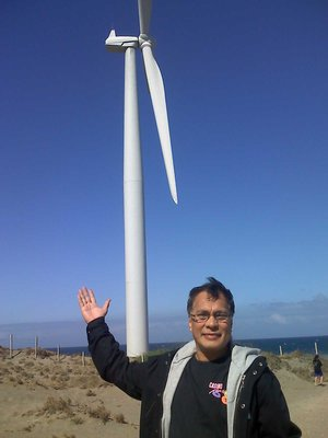 wind mills of bangui