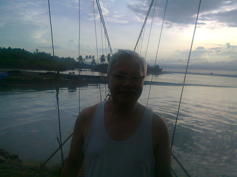 Hanging Bridge of Tubay, Agusan del Norte