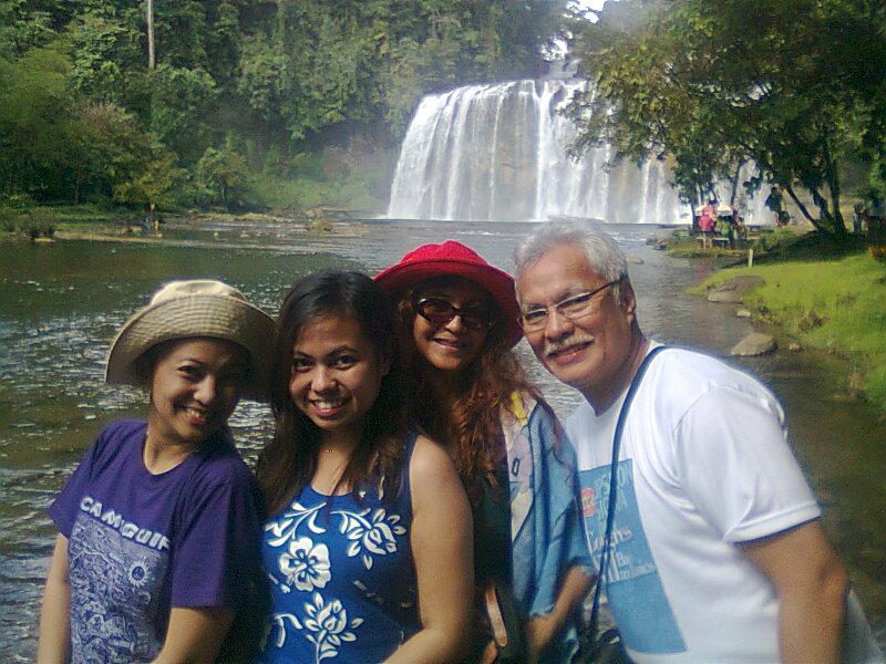 Tinuy-an Falls, Tandag, Surigao del Sur