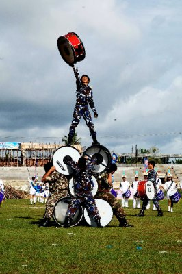 drums on the sky