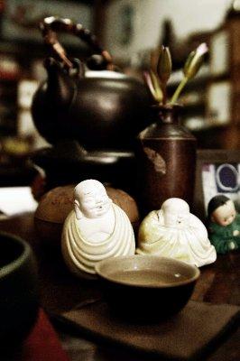 budist tea