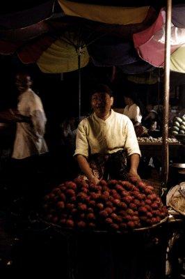 padang market