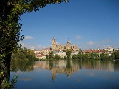Salamanca river