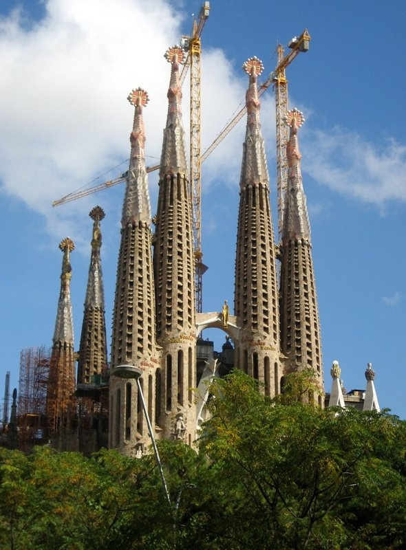Barcelona Sagrada Familia
