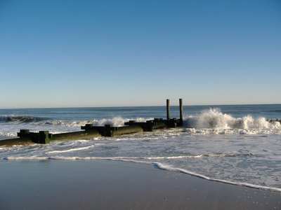 Splash of the Ocean, Atlantic City beach